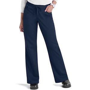 Grey's Anatomy Pants - Grey's Anatomy Class Scrub Pant in Navy XXS